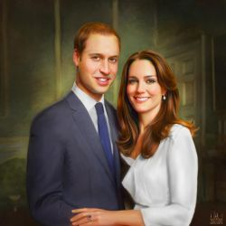 William and Kate by SoulOfDavid