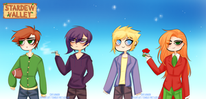 starbois. by cinyanmon