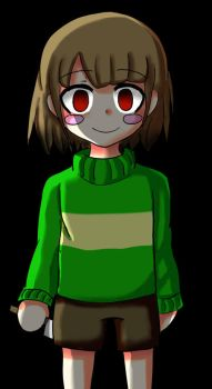 Chara by Cleanne-chan