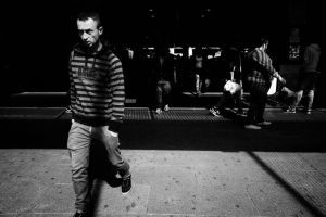 lines at the station cadorna by fabrizzialex