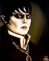 Barnabas Collins by Xtell