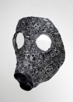 Hell Mask - Full Shot 2 by askoi