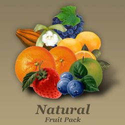 Natural Fruit Pack 1 by lennard