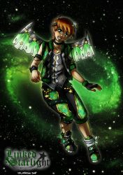 SRA: [M] Wanderer of the Beat by ValKrayon