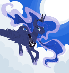 Princess luna by llAlibzelll