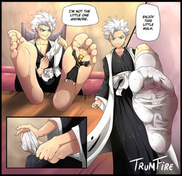 Commission: Toshiro by TrumFire