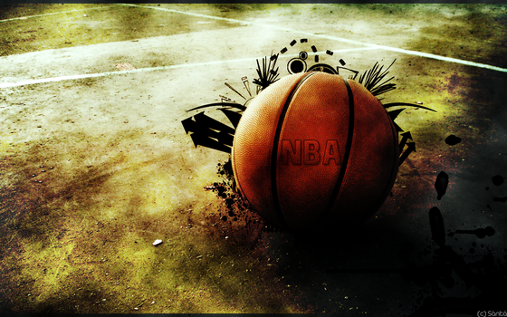 NBA by SantaKlau