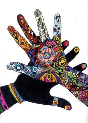 Hippy Hands by Ms-Anthropic