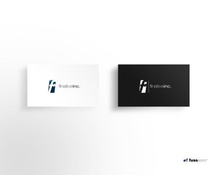 Finative Inc. Logo by jnusjnus