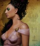 Egyptian Lady by LindaLisa