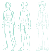 Boy Practice by 6Hisano9