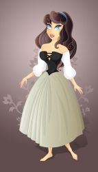 Disney, Aurora in another look by yvaine2010