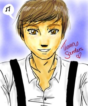 Thomas Sanders by Sailor-Musouka