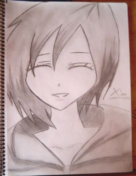 Xion by ILoveAnime4-Ever