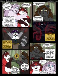 Marie's Magical Mishaps Page 39 by PudgeyRedFox