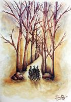 There were once three brothers... by Emmanuel-Oquendo