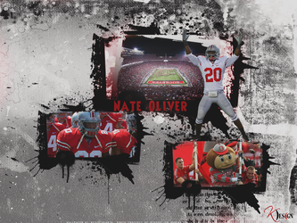 Nate Oliver Wall by KevinsGraphics