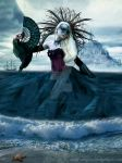 Sea Queen by moiFontaine
