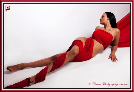 Overtaken by Red by DreamPhotographySyd