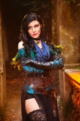 Yennefer of Vengerberg - The Witcher 3 by santosphotocosplay
