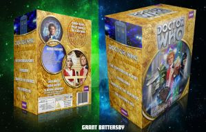 Dr Who-Trial of a Timelord Custom DVD Box Set by GrantBattersby