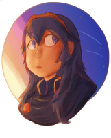Baby Kid Lucina by giygas-nipples