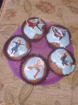 Put Avengers in your mouth! by dciphoenix