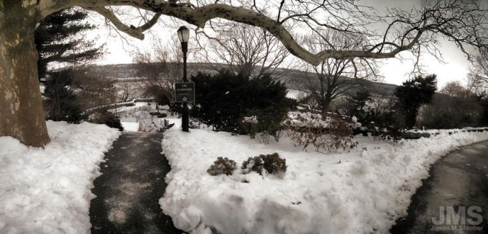 Fort Tryon February 2015 Snow Walk 02 by steeber