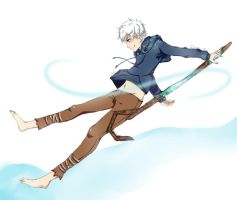 Jack Frost by Ludysis