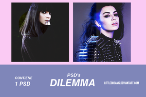 PSD 007 - DILEMMA by LittleDr3ams