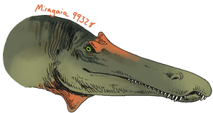 Baryonyx by Quadrupedal