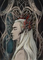 THE ELVEN KING by inwardscream