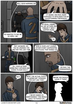 Vault Fortress - Page 12 by Losek13