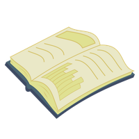 Vector - Book (Open) by MisterAibo