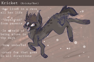 Character ID: Kricket by tokenfolly