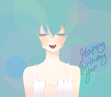 Happy Birthday Yupi by Purikko