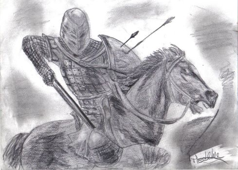 Mount and blade by XanderAlex