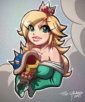 Rosalina by Zombie-Graves