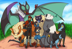Pokemon Trainer Coden! by silver-dragonetsu