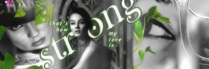 #Banner9 - Strong by xXForainXx