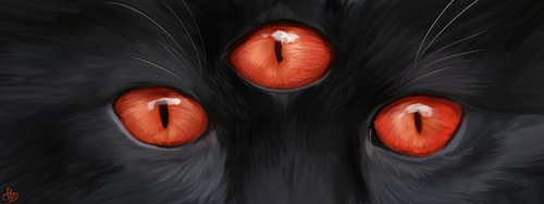 Co: Damian Eyes by SomberAid
