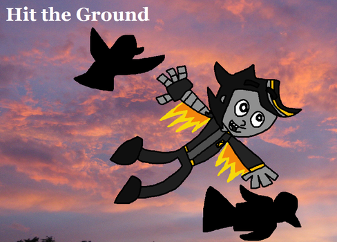 Humixels: Hit the Ground by Luqmandeviantart2000