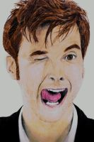 David Tennant by 221b-gallifrey