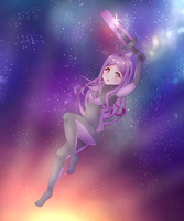 [Contest Entry] The Sky and the Stars - SOFTSHADED by Kawaii-Says-Meow