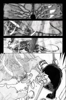 Panels Commission - In Days of Yore - Page 2 by dForrest