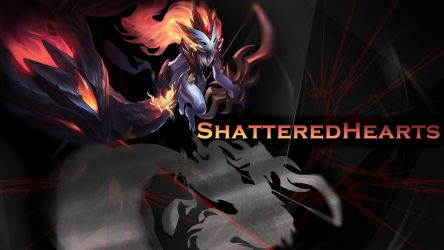 League Of Legends ShadowFire Kindred Wallpaper by GlobalSupport