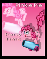 Pinkie Pie Party Time by Lali-the-Bunny
