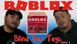 Roblox Series 2 Blind Box Unboxing! by TheWhateverMen