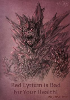 DAI_Red Lyrium is Bad for Your  Health! by Agregor