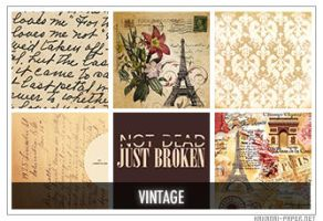 Vintage Icon Textures by animepapers